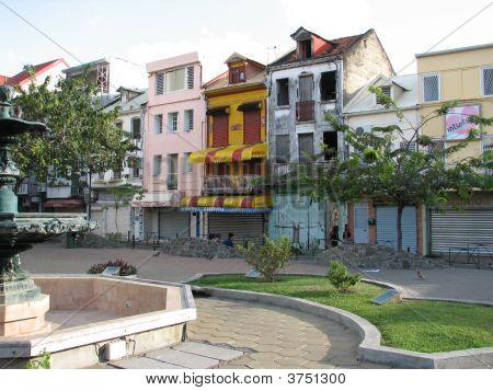 Slums Of Martinique