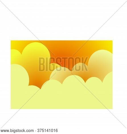 Abstract Yellow Backgrounds Sky Backgrounds, Modern Texture Backgrounds, Color Gradations Elegant Ba