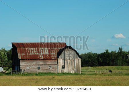 Greenland Barn