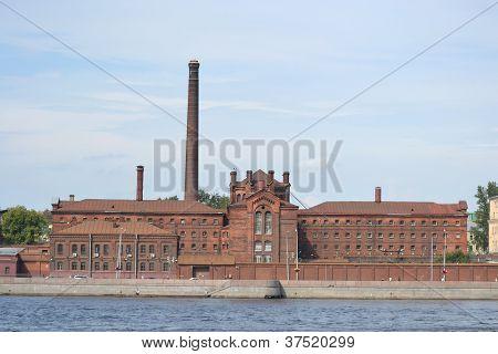Historical prison