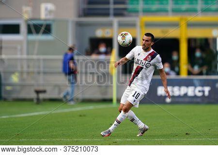 Milano, Italy. 05th July 2020. Italian Football Serie A. Nicola Sansone Of Bologna Fc  During The Se