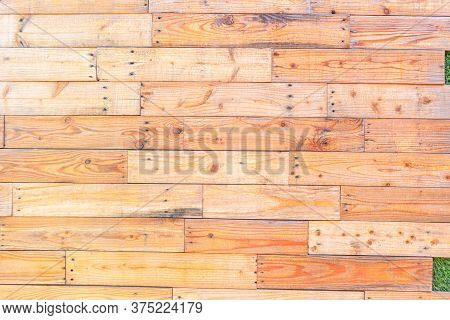 Wooden Plank Brown Wood All Antique Cracked Furniture Weathered