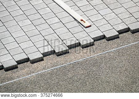 An image of lay concrete floor slabs detail tool
