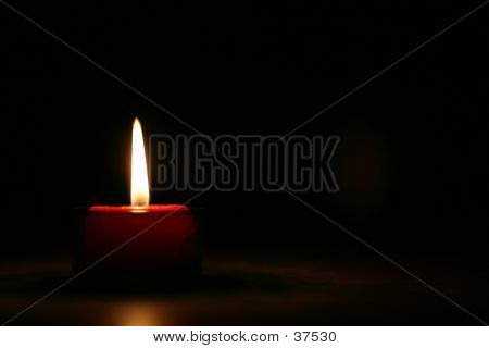 Red Candle #2