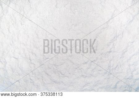 The White Salt Wall Background Is Bumpy With A Beautiful Crystal Pattern, Design Structure Backgroun