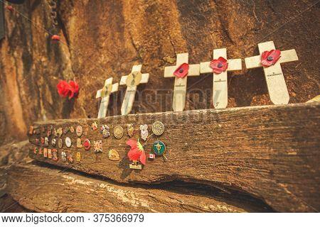 Visited To Hellfire Pass Memorial In Kanchanaburi.
