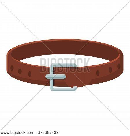 Groomer Belt Icon. Cartoon Of Groomer Belt Vector Icon For Web Design Isolated On White Background