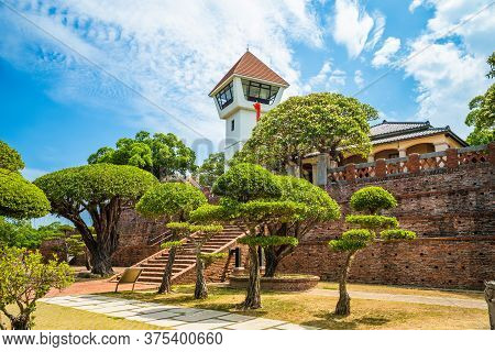 Fort Zeelandia, Aka Anping Fort In Tainan, Taiwan