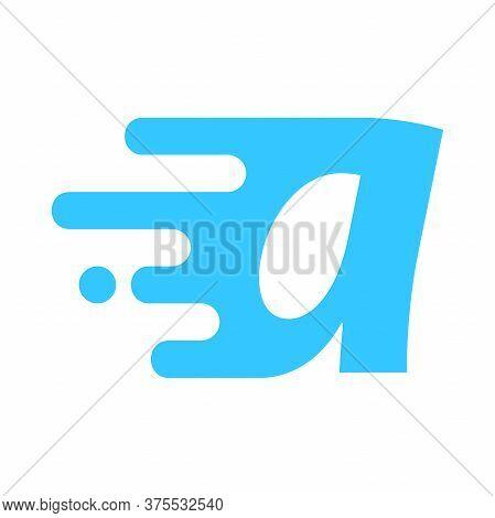 Modern And Minimalist Logo Design Motion Font A