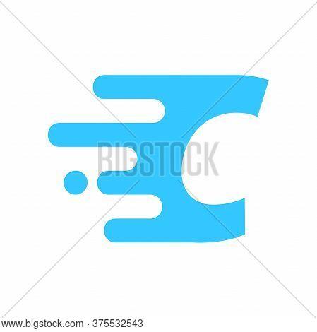 Modern And Minimalist Logo Design Motion Font C