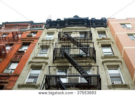 East Village Apartments, New York