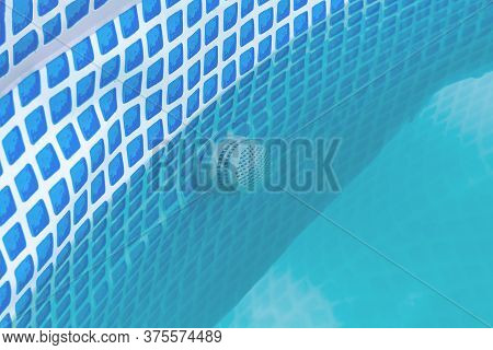 Swimming Pool Pipe Technology. Country Pool Filtration. Portable Small Chlorine Pool Filter.
