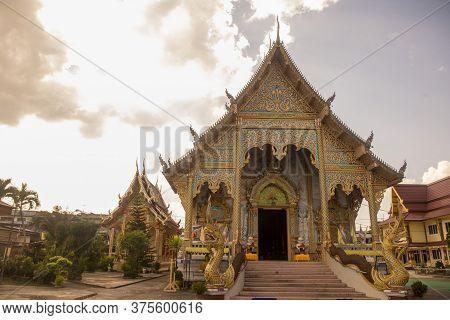 Thailand Chiang Khong Wat Luang Chai Sathan