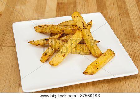 Rutabaga Fries