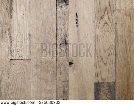A Light Natural Wood Panel Wall Background Backdrop
