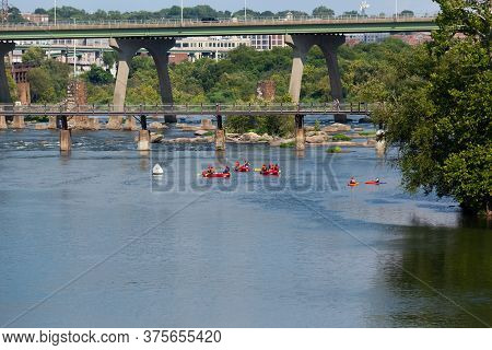 Rafters On The James River