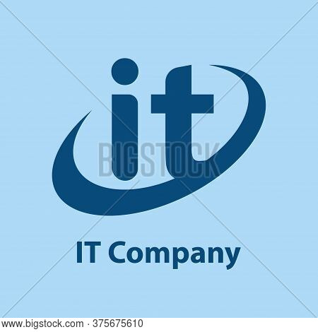 Vector Logo Of An It Company, System Integrations