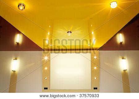Pvc Stretch Ceiling Film.