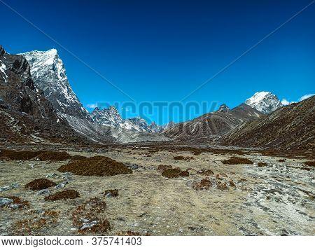 Himalaya Mountains Landscape