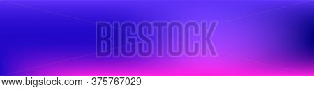 Purple, Pink, Turquoise, Blue Gradient Shiny Vector Background. Fluorescent Gradient Overlay Vibrant