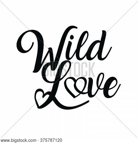 Wil Love - Typographic Design Of A Word Mixed With A Heart