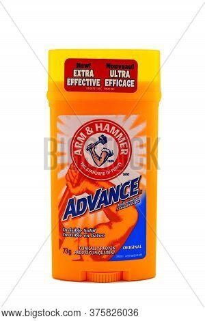 Manila, Ph - July 10 - Arm And Hammer Advance Deodorant On July 10, 2020 In Manila, Philippines.