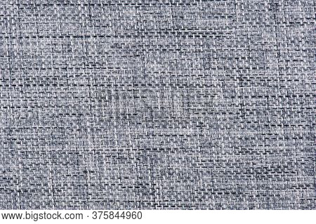 Woolen Abstract Gray Background