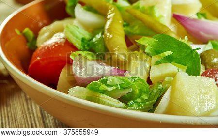 Palermo Salad