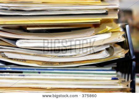 Paperwork Pile (wide)