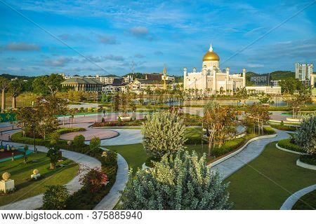 Taman Mahkota Jubli Emas In Bandar Seri Begawan, Brunei
