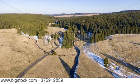 Spring In Ore Mountains - Czech Republic