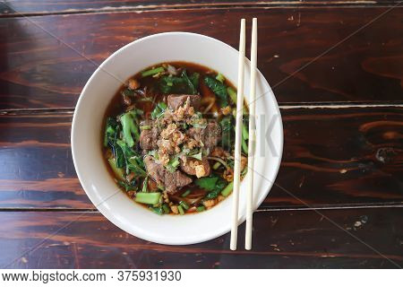 Noodles Or Beef Noodles, Chinese Noodles Dish