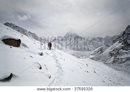 Sagarmatha National Park, Nepal Himalaya