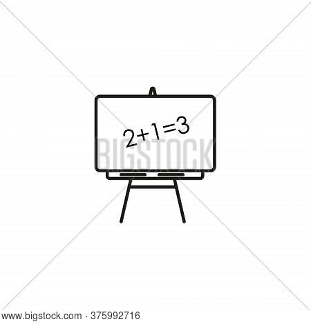 Empty White Board With Magnets And Whiteboard Markers. Whiteboard Animation Template. Whiteboard Wri