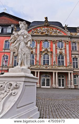 Exterior of Palace of Trier
