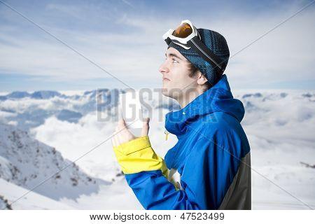 Winter Sport Admission Ticket