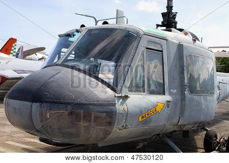 Huey Iroquois Helicopter