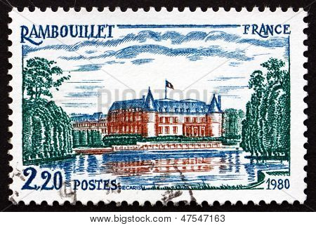 Postage Stamp France 1978 Rambouillet Chateau, Yvelines