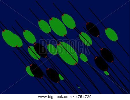 Abstract Olives