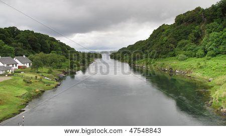Clachan Sound, Seil Nr Oban Argyll Scotland