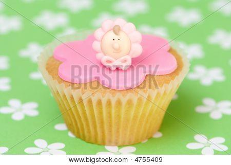 Girls Pink Cake