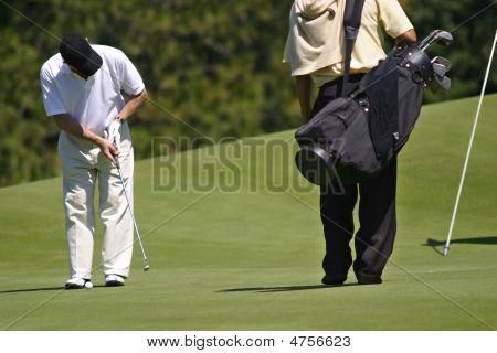 Golf/golfer