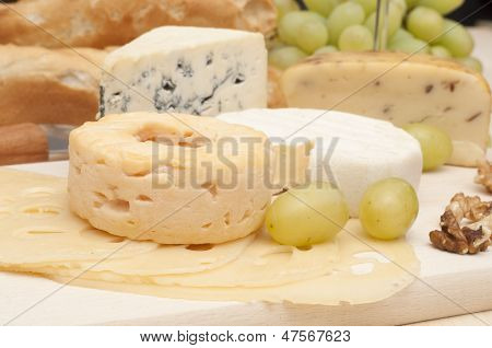 Cheese Assortment