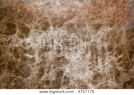 Texture Of Marble Brown And White