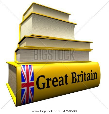 Guidebooks and dictionaries of Great Britain