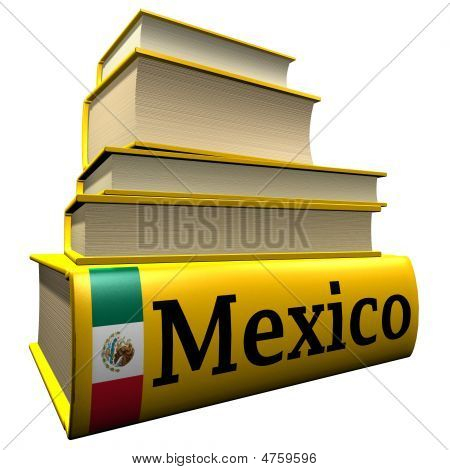 Guidebooks and dictionaries of Mexico
