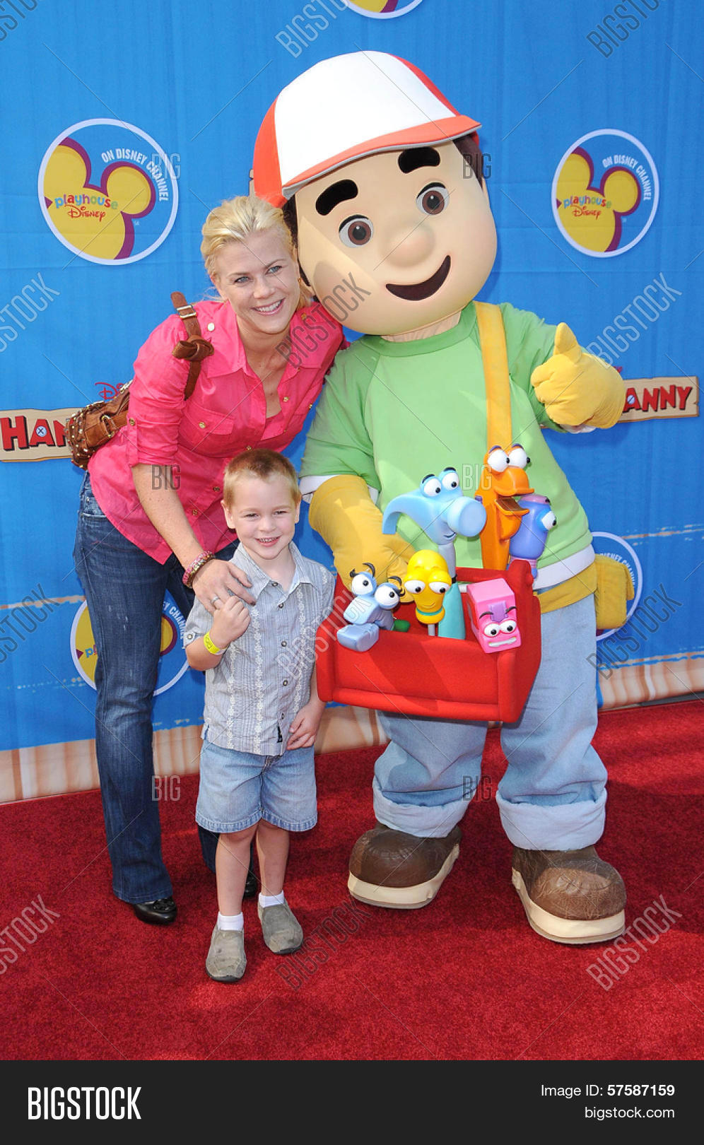 Alison Sweeney Family Pictures alison sweeney family image & photo (free trial)   bigstock