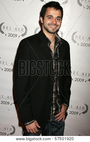 Neel Upadhye at the Bel Air Film Festival Closing Night, Improv, Los Angeles, CA. 11-17-09