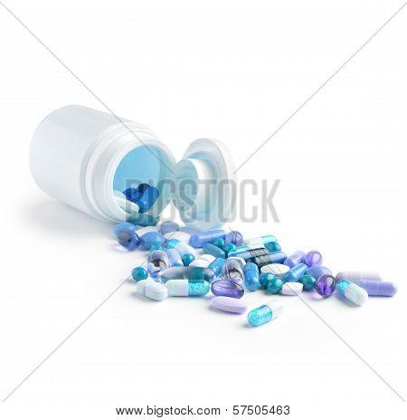 healing pills