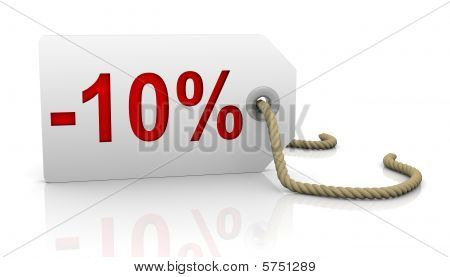 Ten Percent Discount